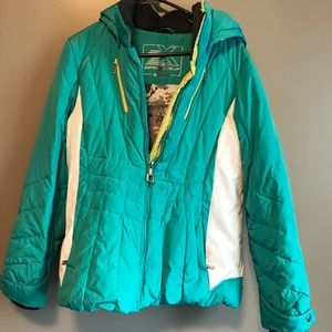 Women's size large winter coat.